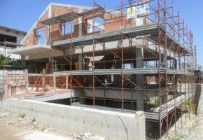 T4201 Aversa - Villa in costruzione due livelli IN RIBASSO
