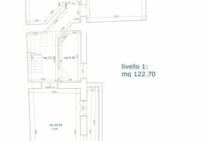 T111 - AVERSA CENTRO - APPARTAMENTO+MANSARDA CON TERRAZZO